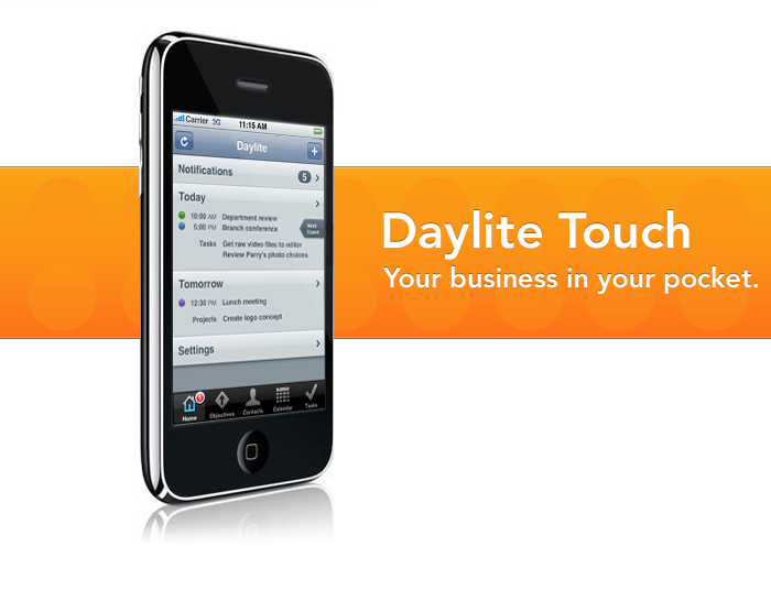 Daylite Touch
