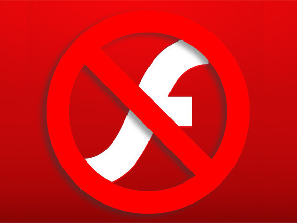 No Adobe Flash